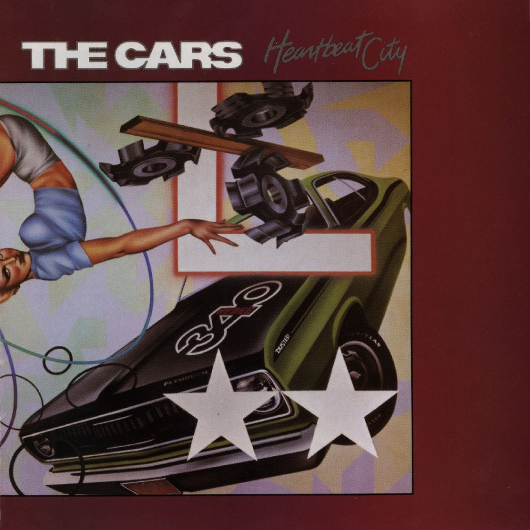 THE CARS,