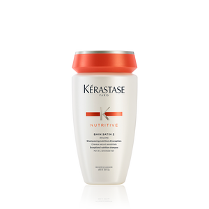 Kerastase Nutritive Bain Satin 2 Sampon Par Uscat 250ml