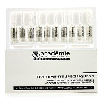 Fiole Academie Gelee-Royale intens hranitoare 10x3ml - beauty-lounge.ro