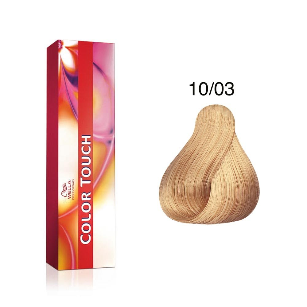 Wella Professionals Color Touch 10/03