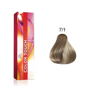 Wella Professionals Color Touch 7/1
