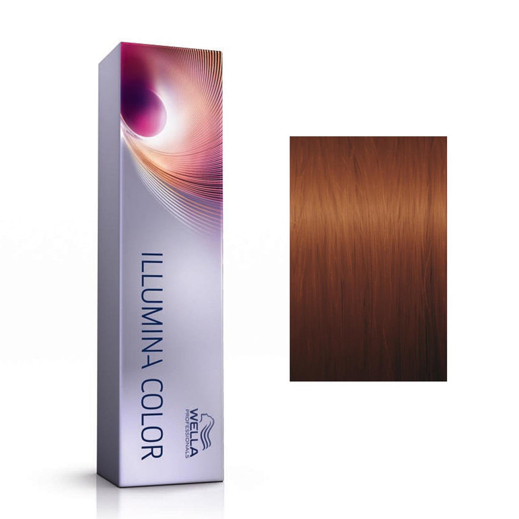 Wella Professionals Illumina Color 7/43