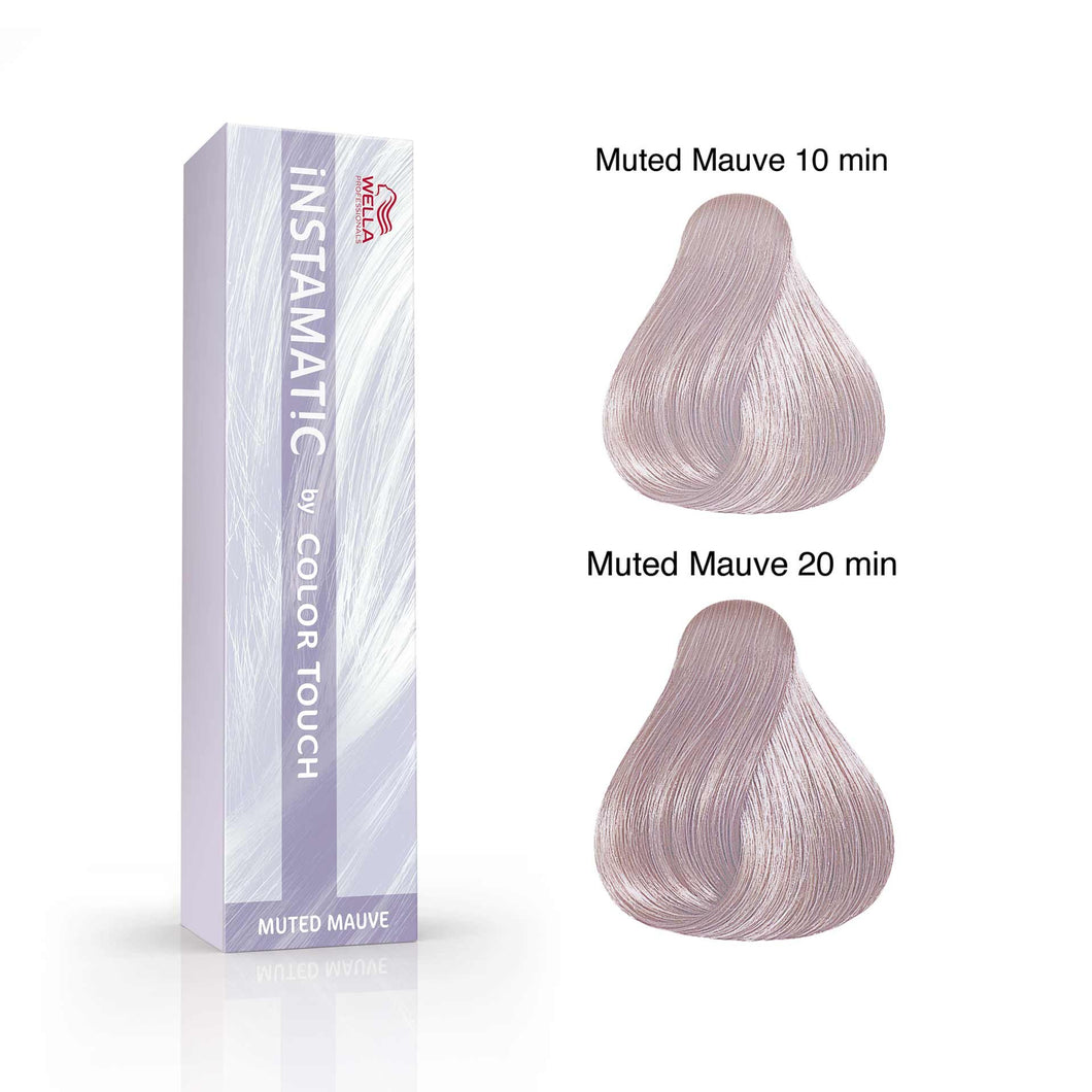 Wella Professionals Color Touch Instamatic Muted Mauve