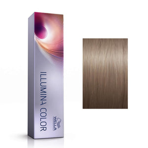 Wella Professionals Illumina Color 8/37