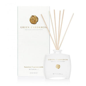Rituals Private Collection Green Cardamom Fragrance Sticks 100ml - Betisoare Parfumate Luxuriante
