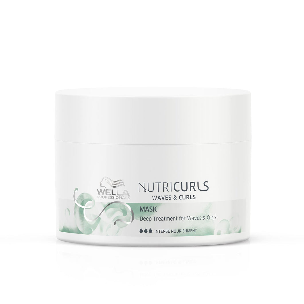 Wella Professional Care Nutricurls Treatment 150ml - Curls&Waves