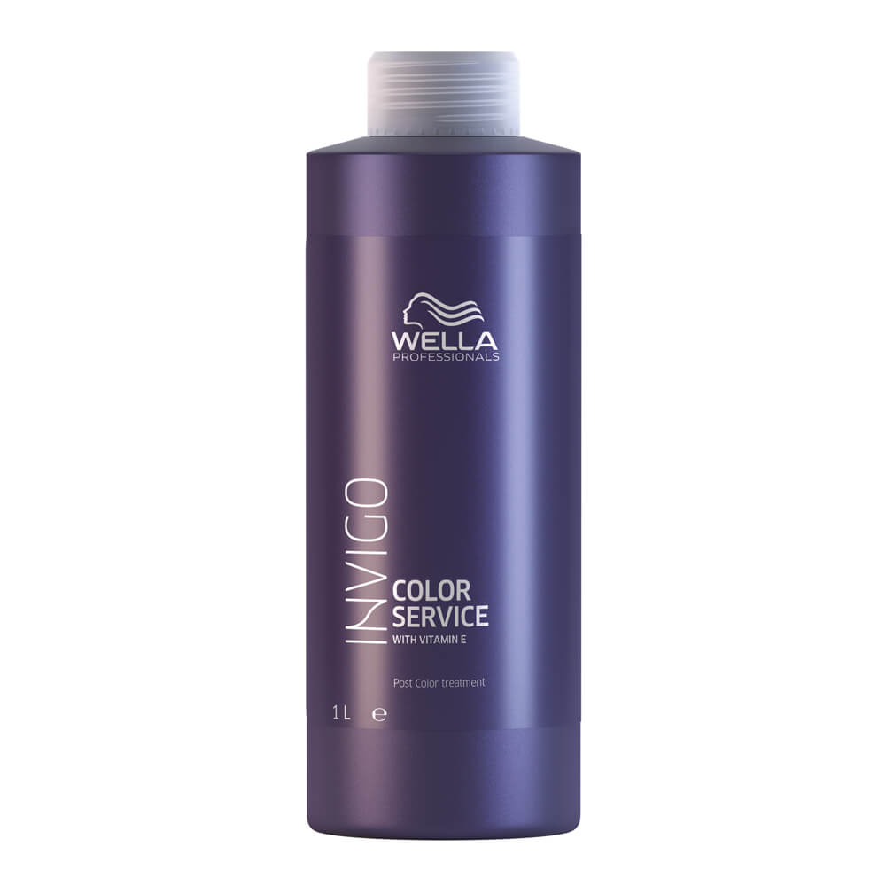 Wella Professional Invigo Service Color Post Treatment 1000ml - Tratament Post-Colorare