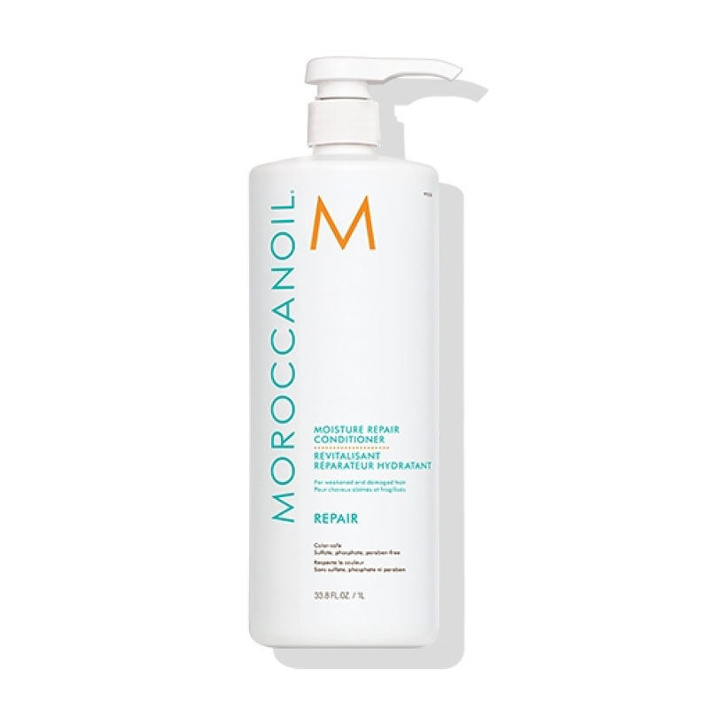 Conditioner Moroccanoil Reparator Hidratant 1000ml - beauty-lounge.ro