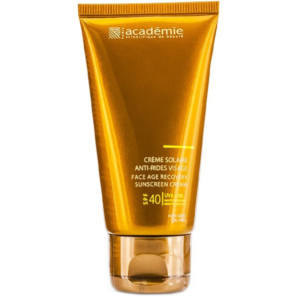 Crema Academie Solaire Anti-Rides Visage Haute SPF 40 Protection 50 ml - beauty-lounge.ro