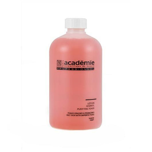 Tonic Academie Lotion Juvanyl pentru acnee si ten gras 500ml - beauty-lounge.ro