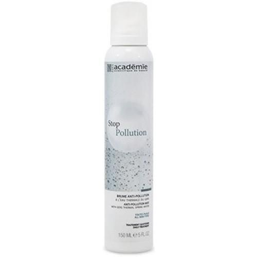 Spray apa termala Academie Stop Pollution 300ml - beauty-lounge.ro