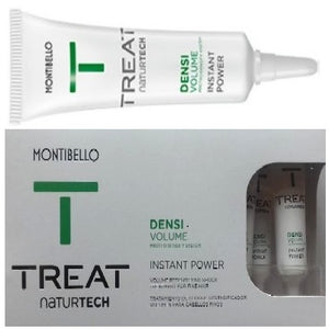Montibello Treat Nt Densi Volume Instant power 10X12ml -  Tratament Fiole Pentru Volumm