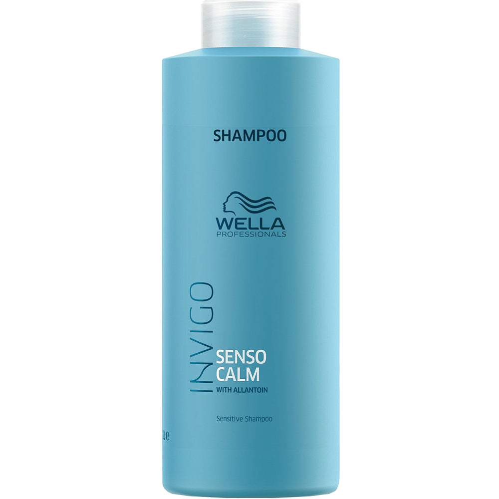 Wella Professional Invigo Senso Calm Sampon 1000ml - Pentru Scalp Sensibil