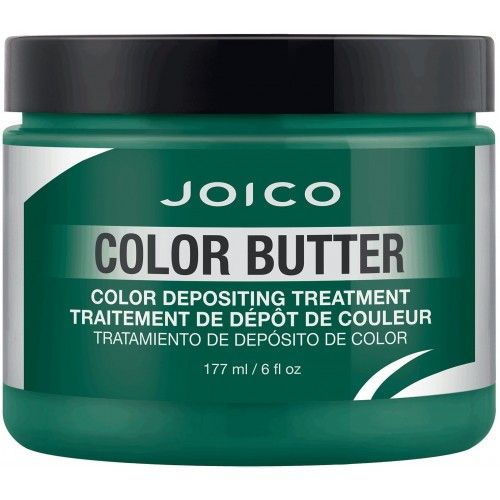 Tratament nuantator Joico Color Buter Green pentru par 177ml - beauty-lounge.ro