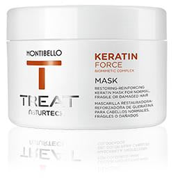 Montibello Treat Nt Keratin Force Mask 200ml - Masca Cu Keratina