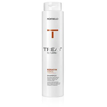 Montibello Treat Nt Keratin Force Shampoo 300ml - Sampon Cu Keratina