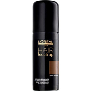 L'Oreal Professionnel Hair Touch-Up Dark Blonde Spray Pentru Acoperirea Firelor Albe Blond Inchis 75ml