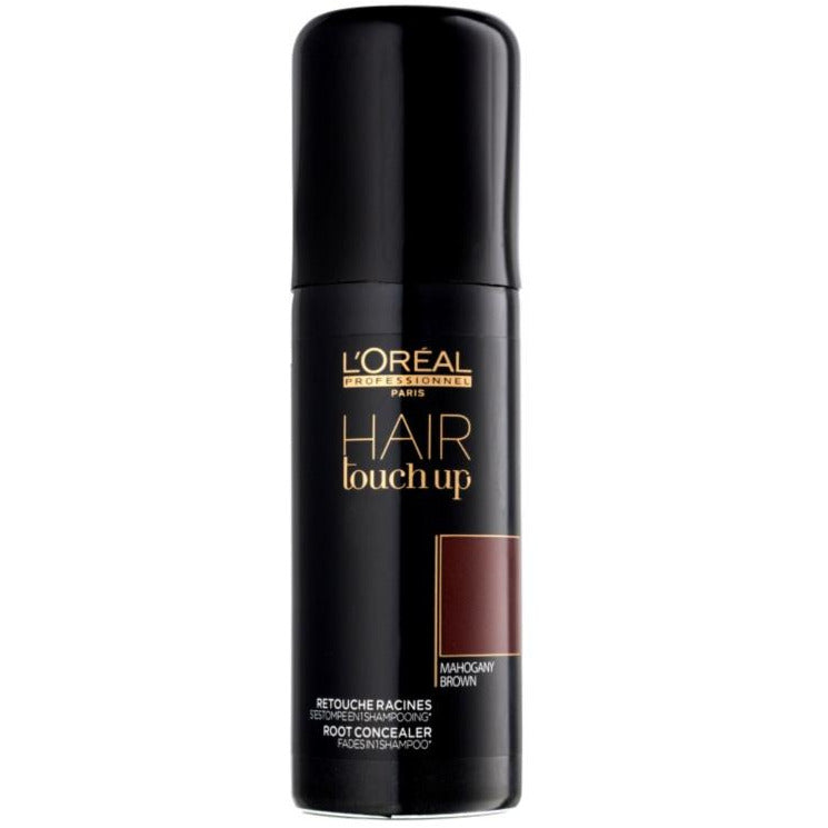 L'Oreal Professionnel Hair Touch-Up Brown Spray Pentru Acoperirea Firelor Albe Saten 75Ml