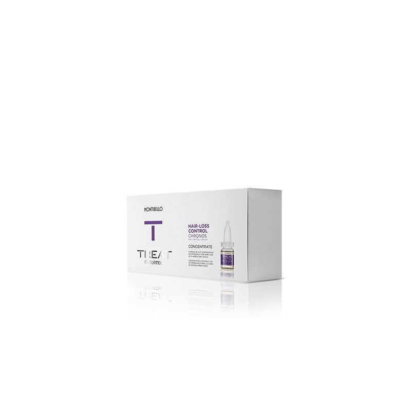 Montibello Treat NT Hair-Loss Chronos Concentrate 10X7ml - Tratament Concentrat Impotriva Caderii Parului