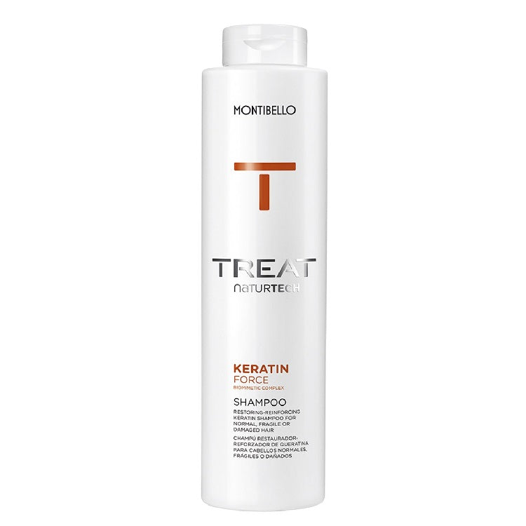 Montibello Treat Nt Keratin Force Shampoo 1000ml - Sampon Cu Keratina