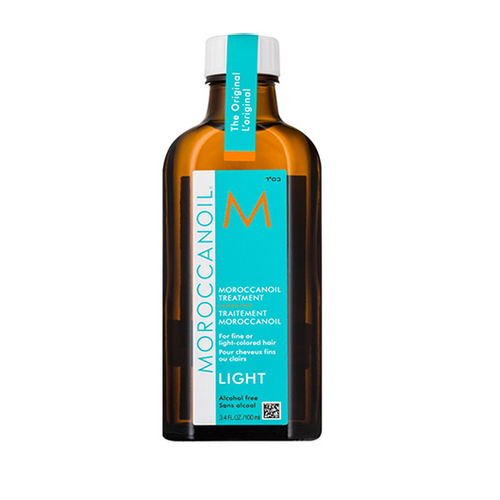 Tratament Moroccanoil pentru par fin sau blond 100ml - beauty-lounge.ro