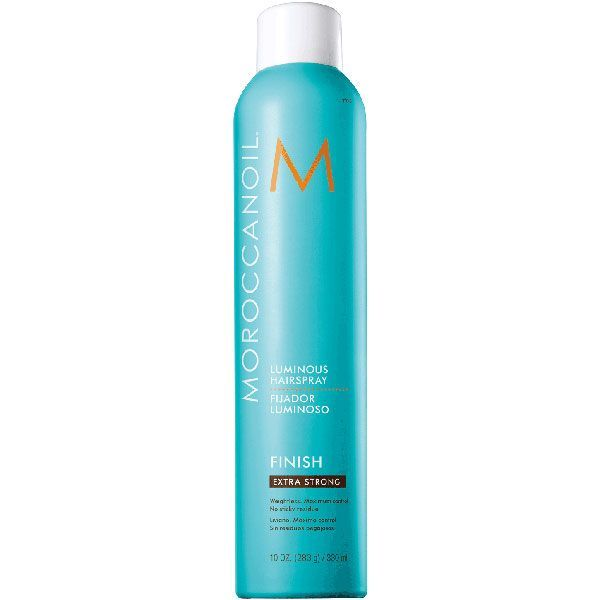 Fixativ Moroccanoil Hairspray Extra Strong pentru fixare extra puternica 330ml - beauty-lounge.ro
