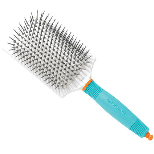 Perie Ceramica Moroccanoil Large Paddle - beauty-lounge.ro