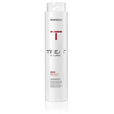 Montibello Treat Nt Red Reflect Shampoo 300ml - Sampon Pentru Parul Roscat