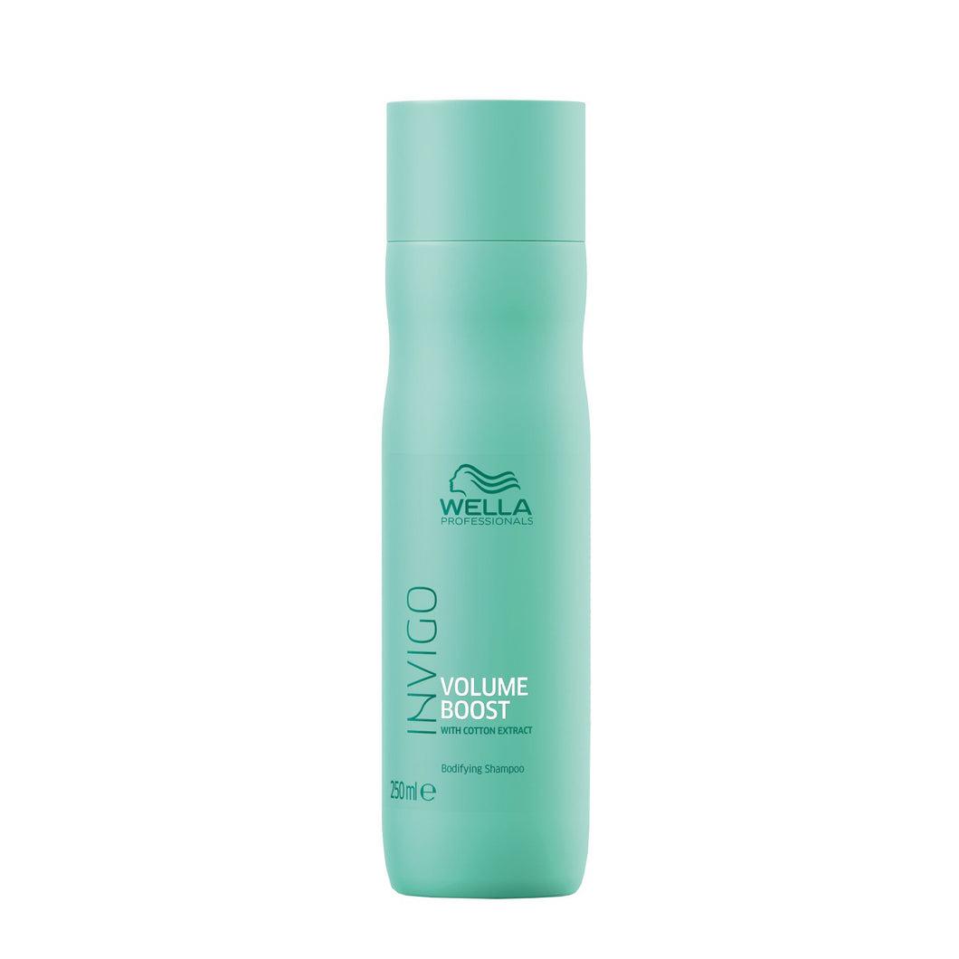 Wella Professional Invigo Volume Boost Sampon 250ml - Sampon Pentru Volum