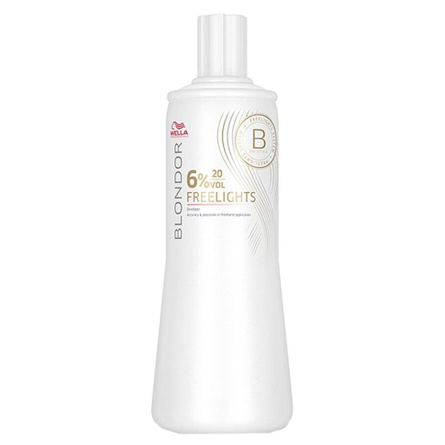Wella Professionals Blondor Freelights Oxidant 6%