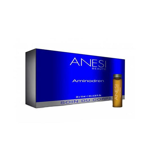 Fiole Drenaj Anesi Aminodren 20 x 10ml - beauty-lounge.ro