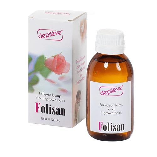 Lotiune Depileve Folisan anti-foliculita 150ml - beauty-lounge.ro