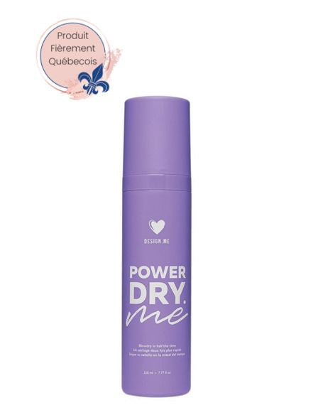 Power Dry Me - Lotion de séchage 230 ml
