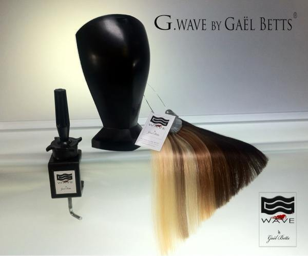 3D plate-forme et support pour GEEwig cheveux extension - Gaël Betts