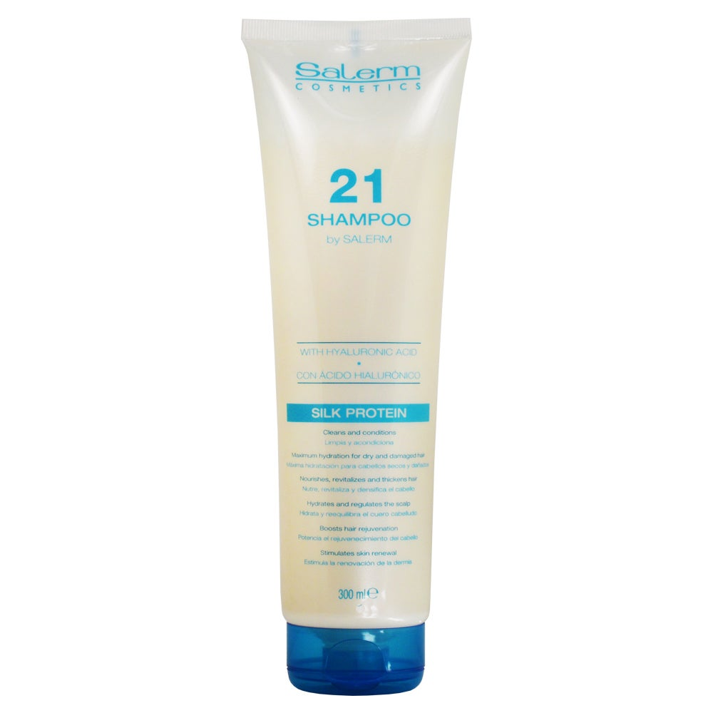 Shampoing Salerm 21 Silk Protein 300 ml