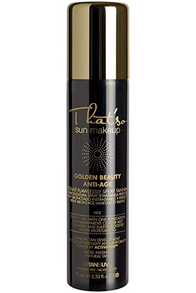 Spray auto-bronzant  Golden Beauty 75ml - THAT SO