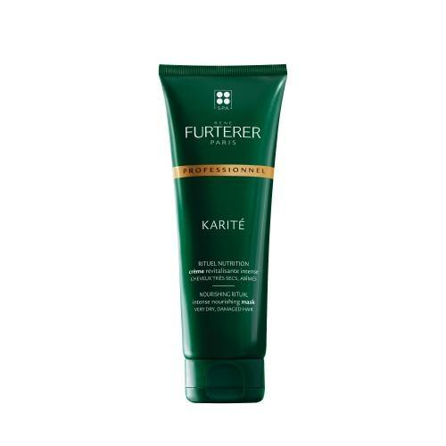KARITÉ NUTRI masque professionnel nutrition intense 250ml - René Furterer