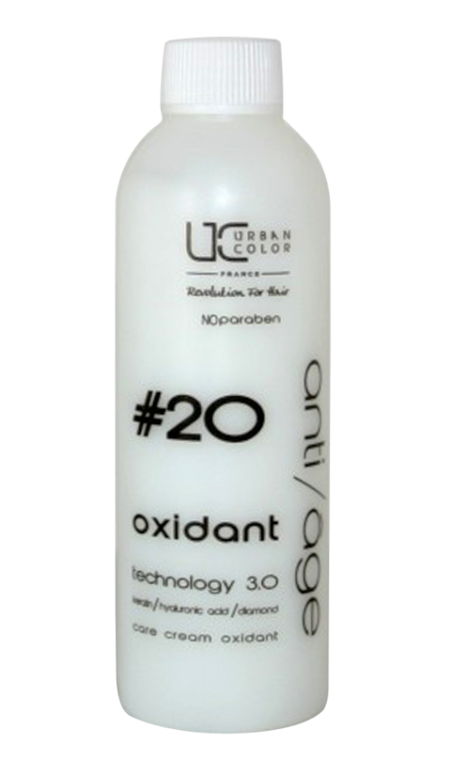 Oxydant 20 Volume Urban Color Anti-Âge