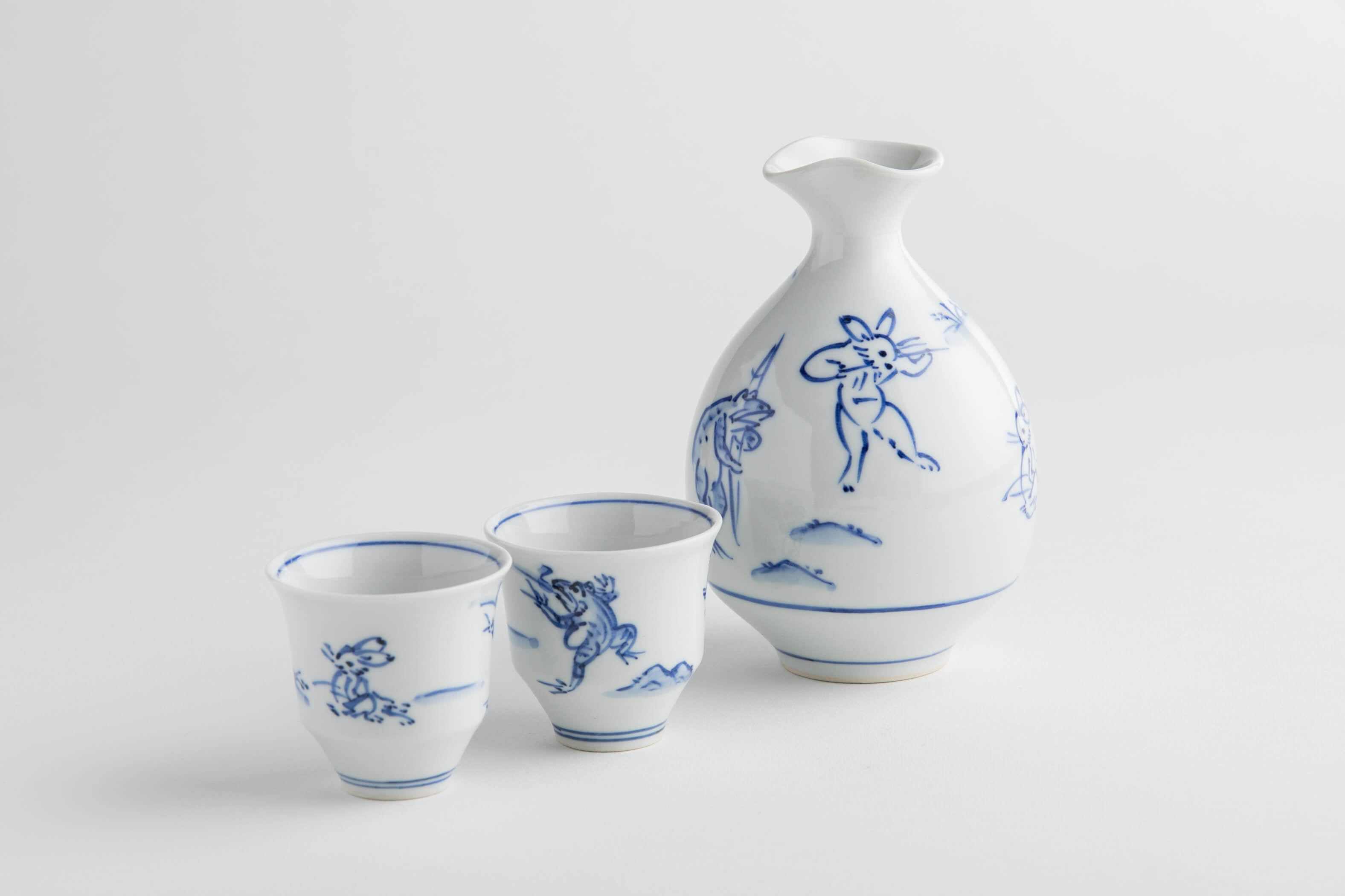 KOHZANJI Vessels for sake