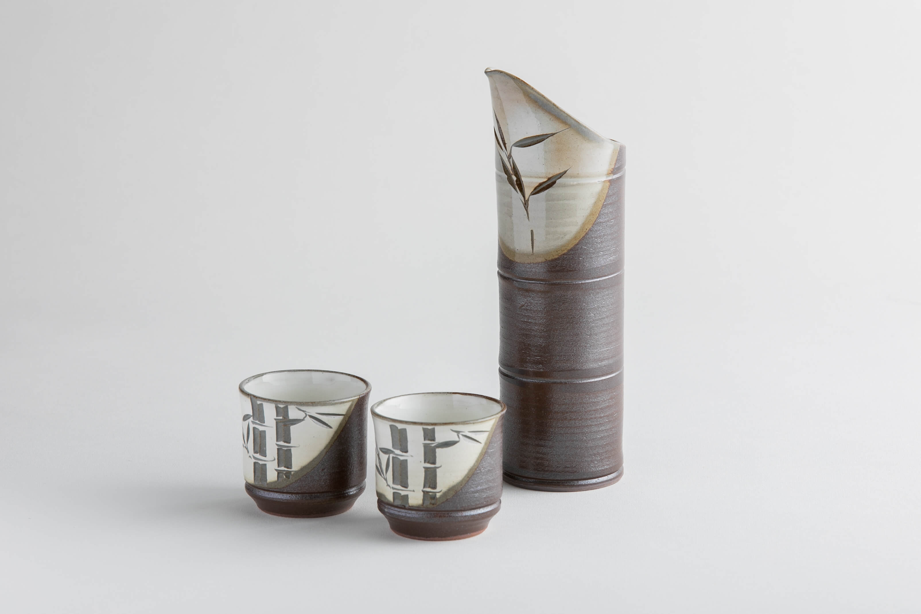 HORITAKE Vessels for sake
