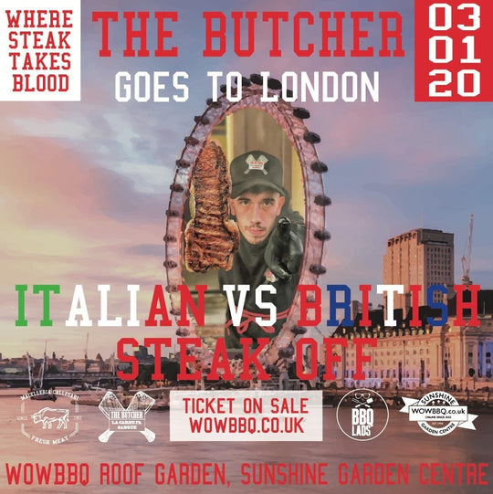 The Butcher's Blog | Cap.2 (LONDRA, UK) | Macelleria Callegari