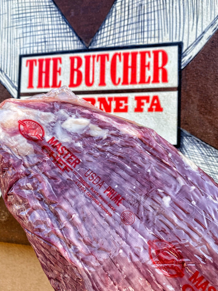 Flank Steak/Bavetta Piccola Black Angus U.S.A. Creekstone Farms Prime - Macelleria Callegari - The Butcher La Carne Fa Sangue