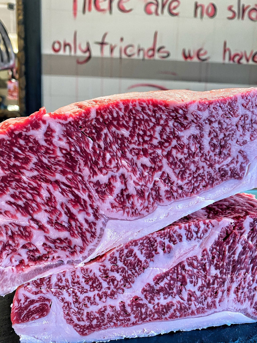 Striploin Wagyu Wx By Rangers Valley 7+ - Macelleria Callegari - The Butcher La Carne Fa Sangue