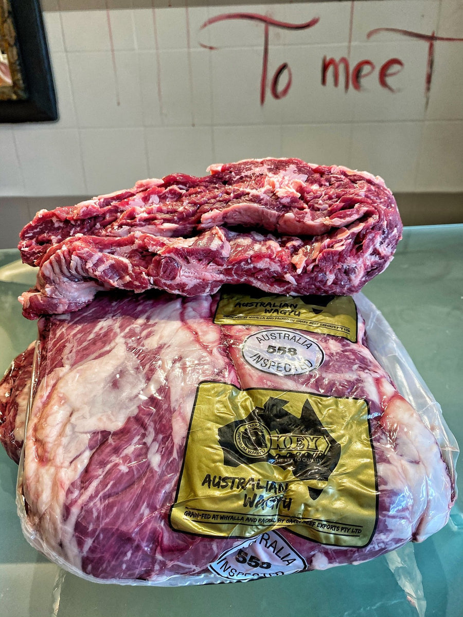 Skirt Steak/Diaframma Wagyu Australia - Macelleria Callegari - The Butcher La Carne Fa Sangue