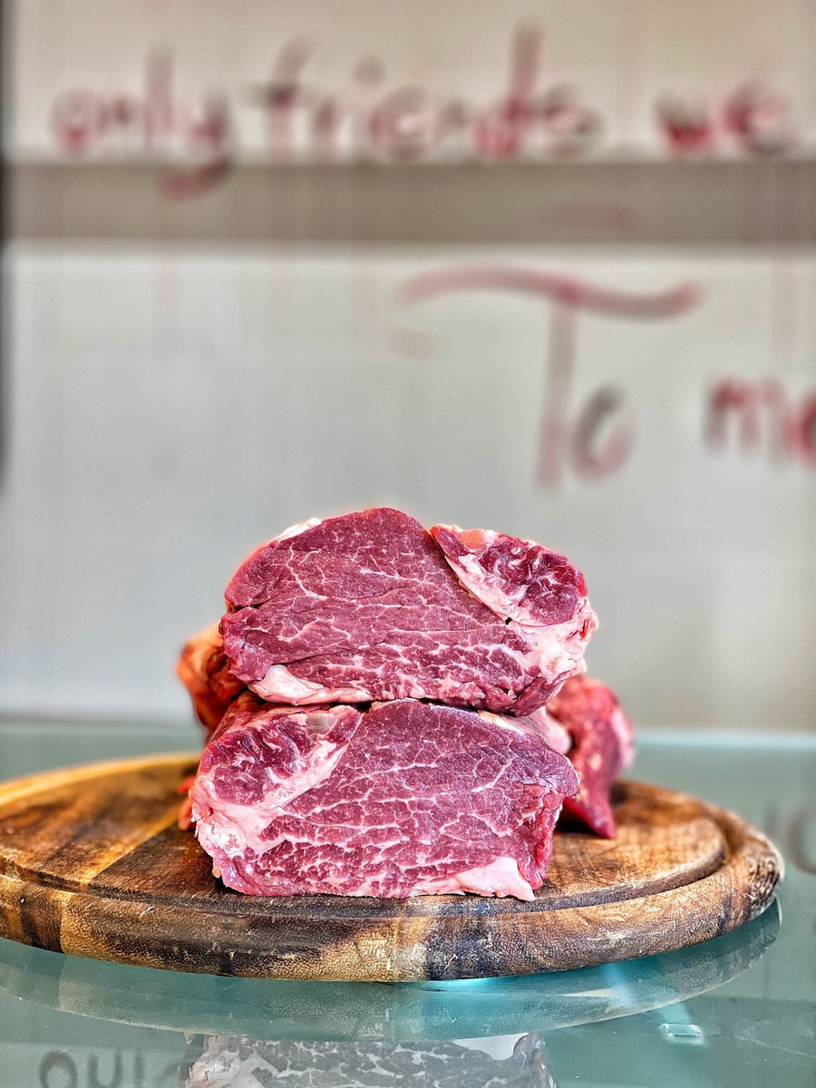 "Filetto The Butcher Premium Beef ""Luxury Marbling"" 3+ 1 Kg - Macelleria Callegari - The Butcher La Carne Fa Sangue"