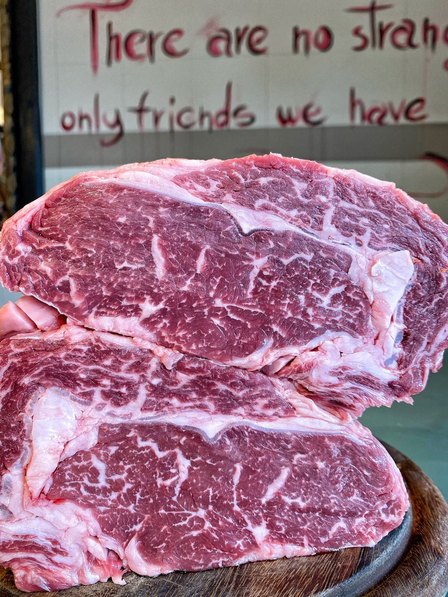 "Ribeye The Butcher Premium Beef ""Luxury Marbling"" 3+ - Macelleria Callegari - The Butcher La Carne Fa Sangue"