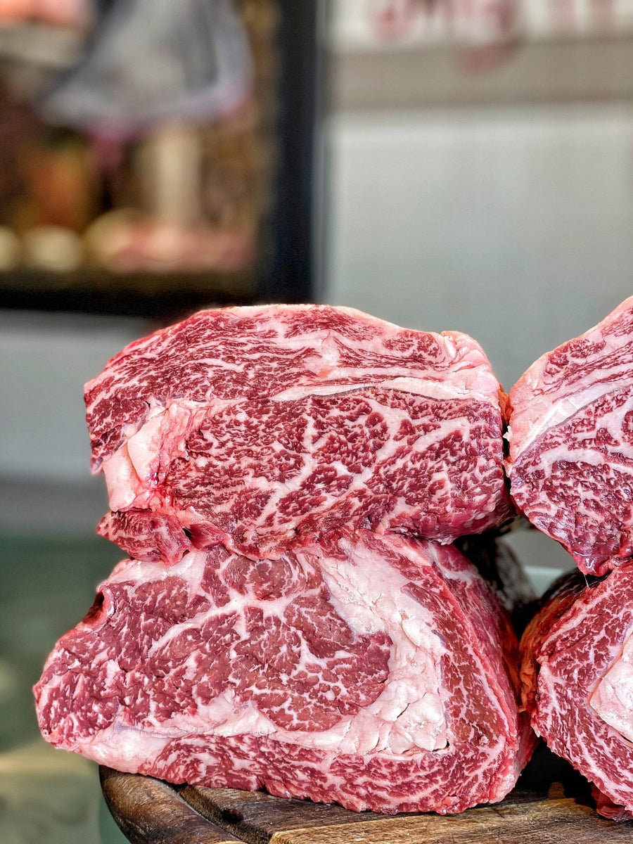"Ribeye The Butcher Premium Beef ""Luxury Marbling"" 6+ 1 Kg - Macelleria Callegari - The Butcher La Carne Fa Sangue"