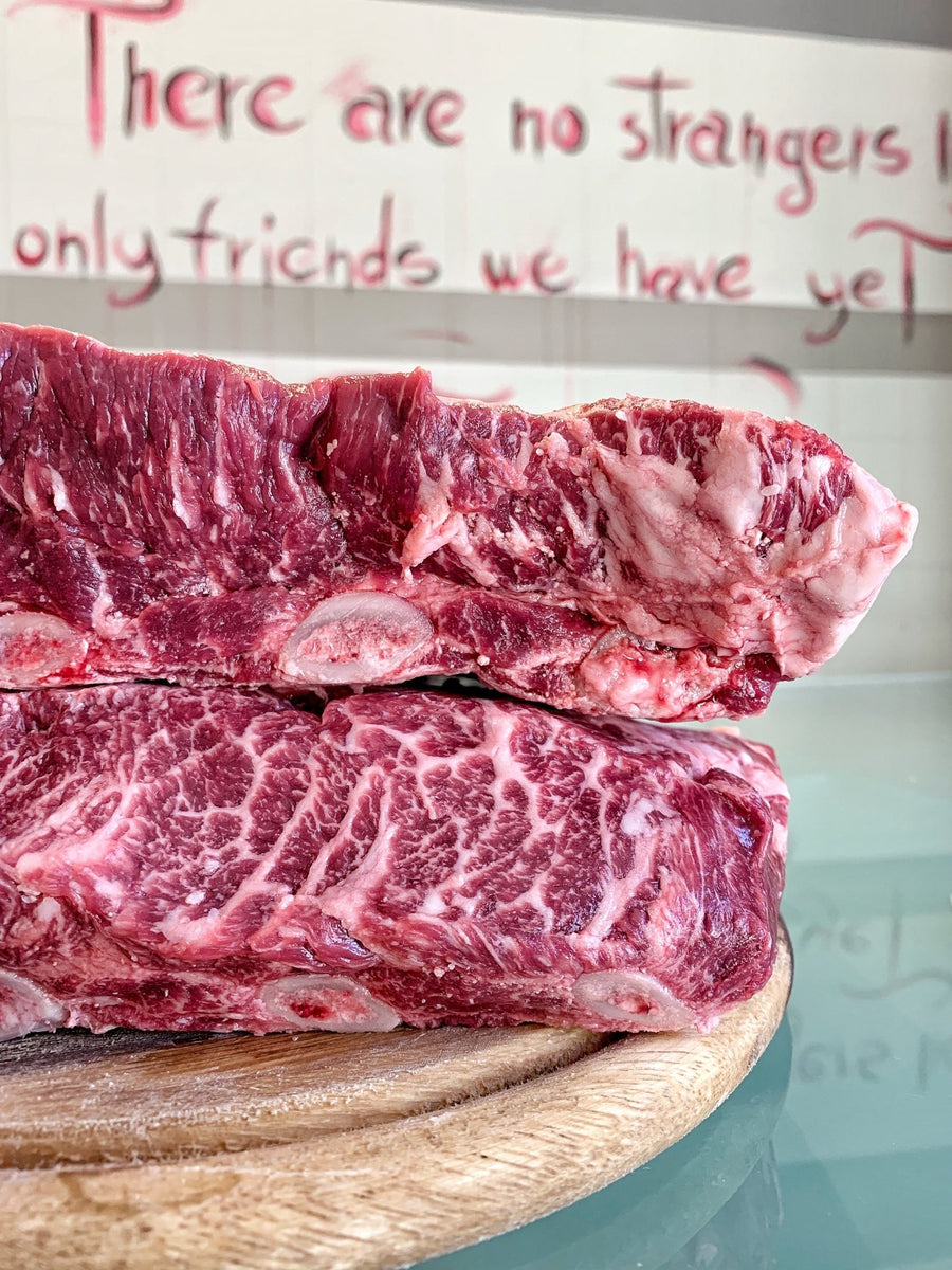 The Butcher Wagyu Box - Macelleria Callegari - The Butcher La Carne Fa Sangue
