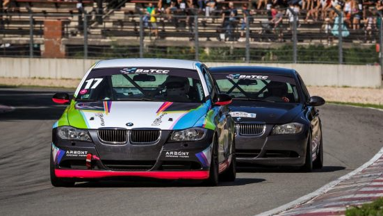 SOLO 2 DL BaTCC BMW 325 CUP