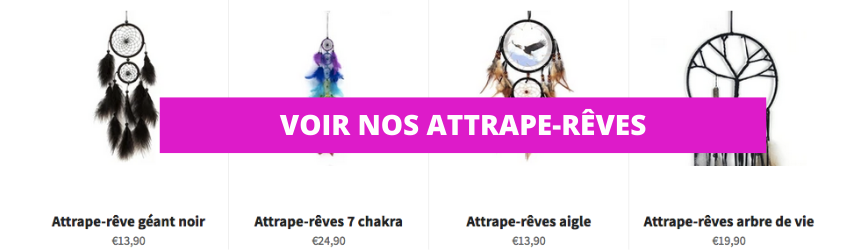 collection d'attrape-rêves